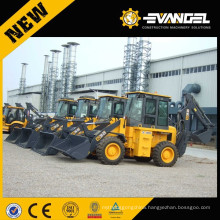Chinese best WZ30-25 Retroexcavadora Backhoe Loader 1.0/0.3m3 2000/600kg
