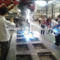 /Automatic dump Robot welding machinery/tipper plate automatic welding machine