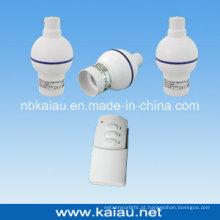 Suporte de lâmpada de controle remoto sem fio B22 (KA-RLH06-3)