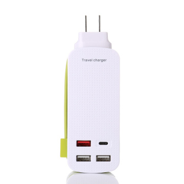 Chargeur QC 3.0 Type C