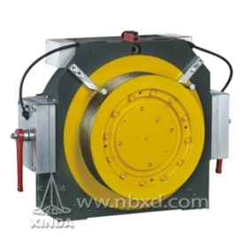 Gearless Traction Machine-WWTY3
