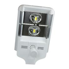 Lâmpada de rua do diodo emissor de luz da luz de rua 100W do diodo emissor de luz do sensor do movimento do radar IP67