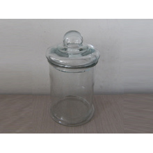 Glass Candle Jar (A-1019) for Daily Use
