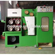 22DT (0.1-0.4) machine de tréfilage de cuivre fin avec ennealing