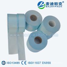 Bolsas de bolsas de esterilización planas térmicas desechables disponibles