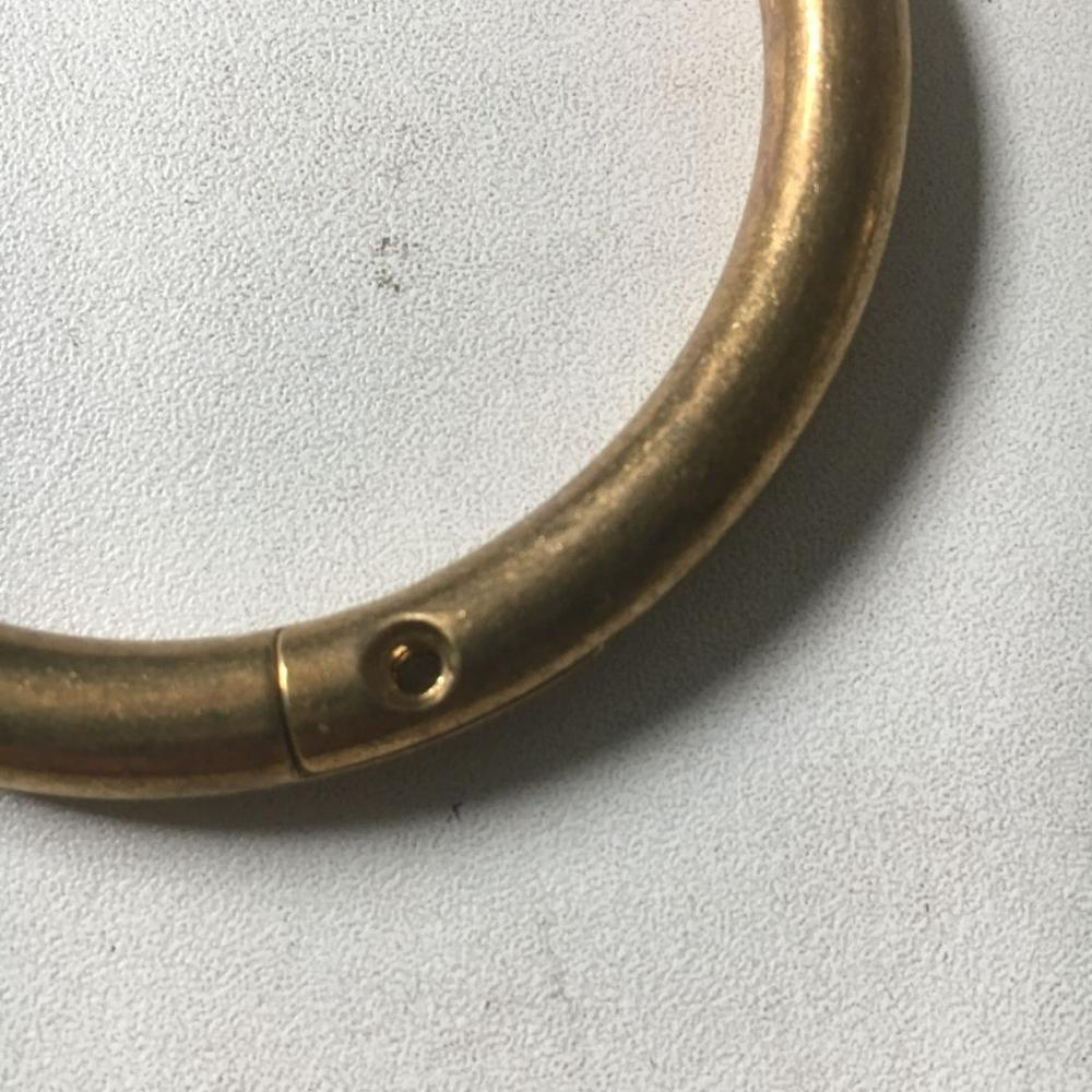 Cattle Nose Ring 8 Cm 5