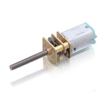 6V 12 Volt Küçük Elektrikli Dişli Motoru