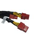 Fuente de alimentación PCI-E mazo