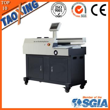 Exportación de fábrica con menor precio TX-D50-A4 máquina de encuadernación automática libro perfecto