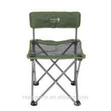 Mesa dobrável de design moderno e cadeira de plástico para acampamento ao ar livre