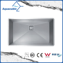 32 Inch Stainless Steel Single Bowl Kitchen Sink (ACS3221A1F)