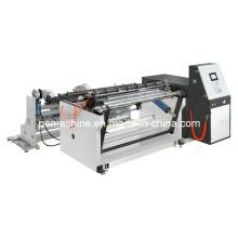 Serie Btm-B de corte automático y máquina de rebobinado (con rebobinadora simple).