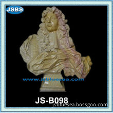 Carved Famous Western Stone Female Celebrity Marble Bust Sculpture