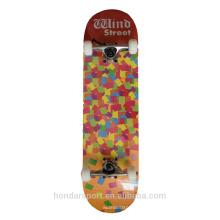 Дешевые российские кленовый скейтборд палубы оптовая с хорошим качеством
