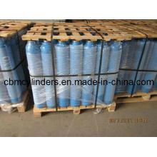 10L Steel O2 Gas Cylinders (EN1964 Standard)