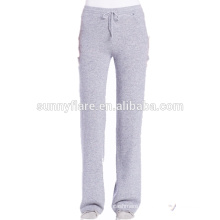 Women 100% Cashmere Super Warm Trouser Pants