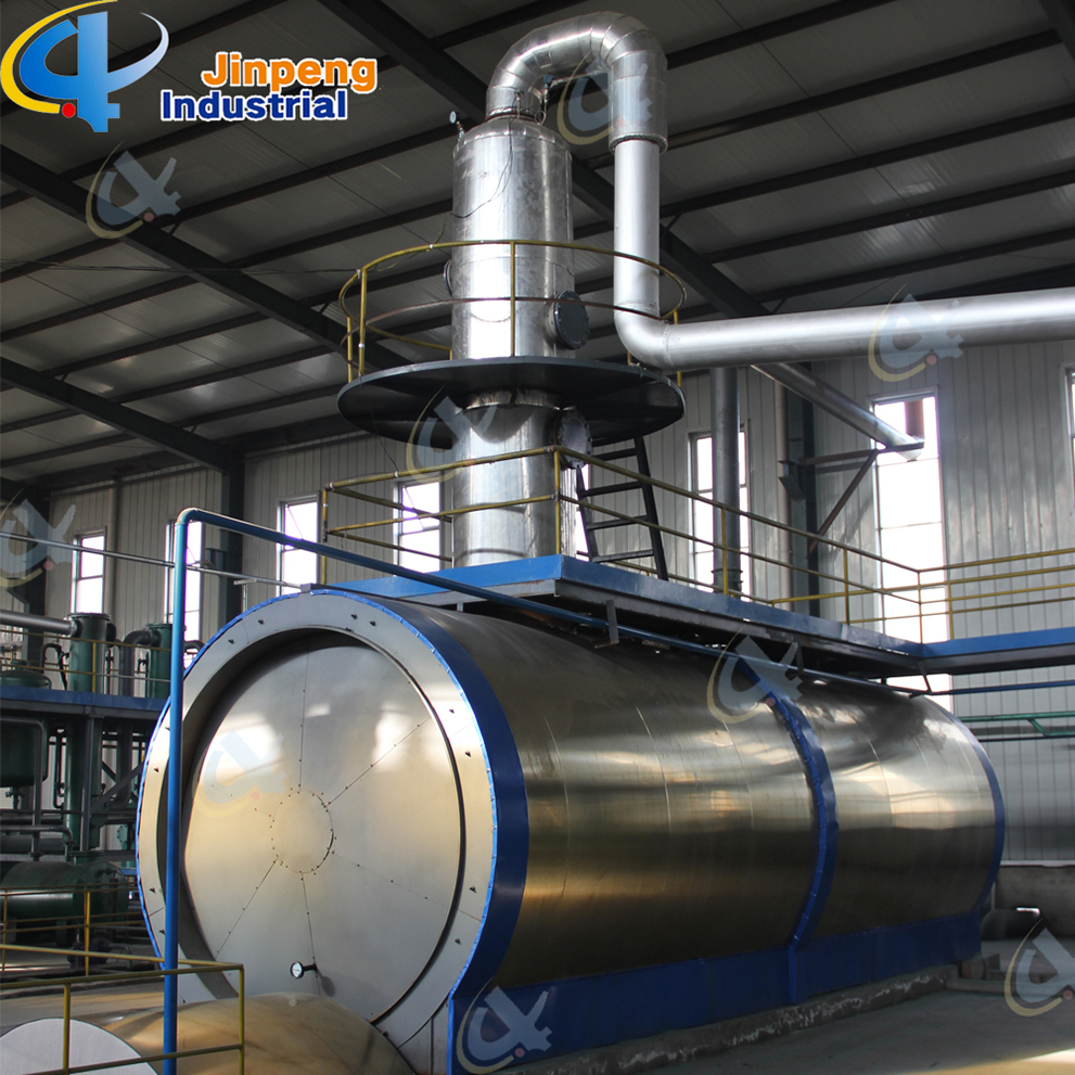 Fuel Oil Refinery Machine Fuel Oil Recycling Plant