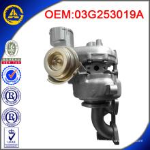 GT1749V 03G253010J turbocompresseur avec la meilleure qualité