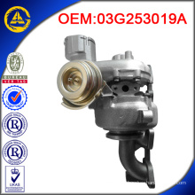 GT1749V 03G253010J turbocharger with best quality