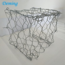 hexagonal gabions wire mesh galvanised wire netting