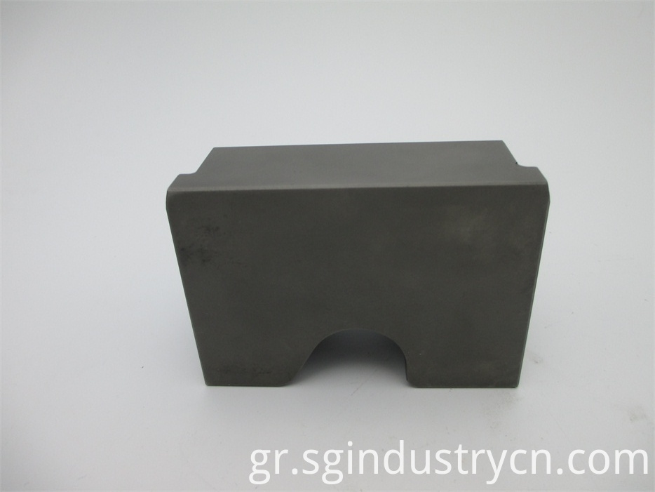 Precision Phosphating Treatment Cnc Machining Parts