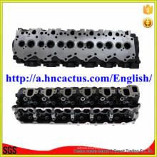 Cabeça de cilindro auto 1HD-T para o motor Toyota 11101-17040 / 11101-17020 4.2td L6 V12