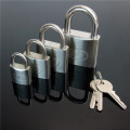 Water Proof High Quality Stainless Steel Padlock with Brass Key