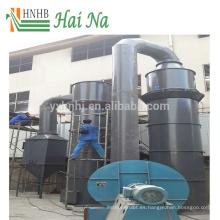 Filtro de polvo industrial de la limpieza del gas de escape con funcionamiento simple