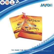 1 bolsa de microfibra de cordão para presente de promoção