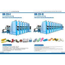EVA-Schuh-Einspritzungs-Mouding-Maschine