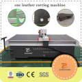 CNC Genine Synthetic Leather Cutting Machine