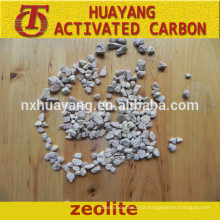 Zeolita natural granular con precio competitivo, filtro de zeolita natural