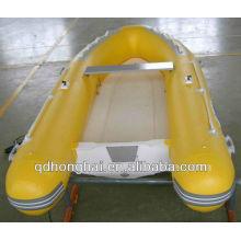 Alquiler de barcos inflables velocidad de fibra de vidrio de CHINA