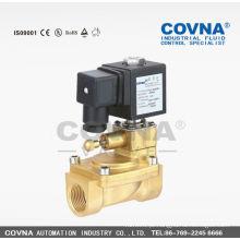 COVNA HKXF 24 tensão ou 220v fogo Válvula solenóide de controle com interruptor de alça
