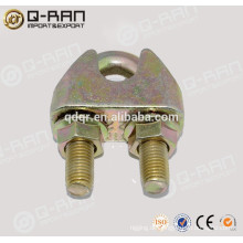 Rigging-Stahl DIN1142 Drahtseil Clip
