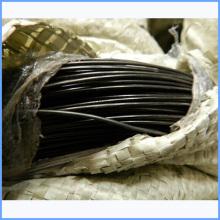 Fil de liaison en fer noir en qualité douce