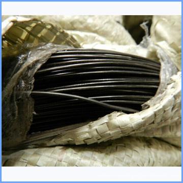 Fio de ligação de ferro preto em qualidade suave