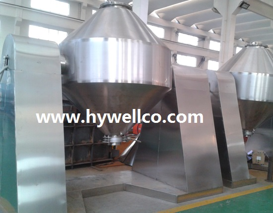 Rotation Vacuum Drying Machine