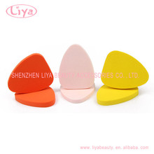 Colorful Natural Facial Sponge Non Latex for Girls