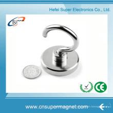 Gancho magnético de haste de NdFeB Swival de alta qualidade para venda