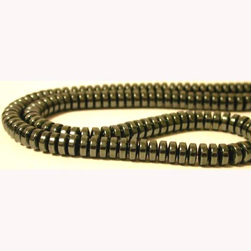Hematite Disc Beads(Thick) 8MM
