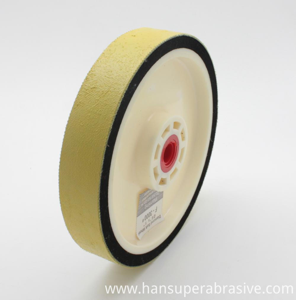 3000Grit Lapidary Soft Wheel