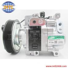 Panosonic auto air ac compressor for mazda 6 1.8 2.3 petrol H12A1AF4DW H12A1AF4DV GJ6A-61-K00B GJ6A61K00C GJ6A61K00A H12A1AF4AO