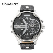 Multifunktions Cagarny 6820 Herren Armbanduhr