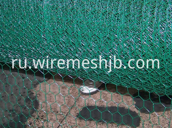 Hexagonal Wire Netting Roll