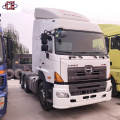Low price Hino Used  420hp tractor truck