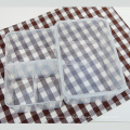 seguro 3 compartimentos microondas contenedores de plástico para comida con separadores