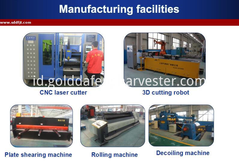 manufacturing facilities for disc plough