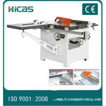 Hc243c pequeña sierra de mesa deslizante para trabajar la madera