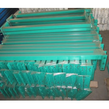 Feixe da cremalheira de exposição do vinho do equipamento de armazenamento